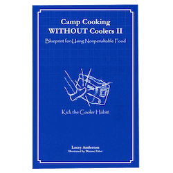 Camp Cooking Without Coolers 2 Book